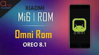 Mi6 Rom | Omni oreo 8.1