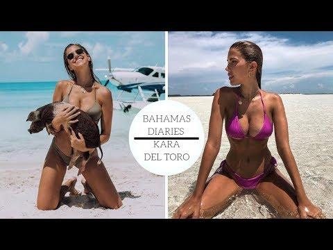 Bahamas diaries //Kara Del Toro