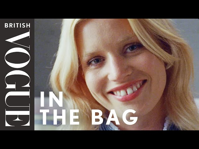 In The Bag: Georgia May Jagger | Episode 14 | British Vogue