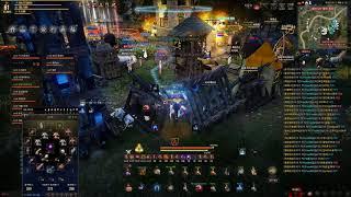 BDO mystic overwhelming node war 1vs3 검은사막 끼리코 거점전 미스틱 0206