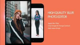 Auto Blur Editor : Portrait and DSLR effect Video