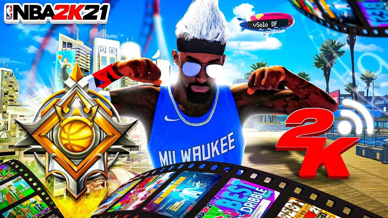 NBA 2K21 GREATEST MOMENTS (Solo DF) • FACE REVEAL + LEGEND + 2K LOGO! *EMOTIONAL* NBA2K21 MONTAGE