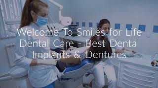 Smiles For Life : Dental Implants in Bridgewater, VA