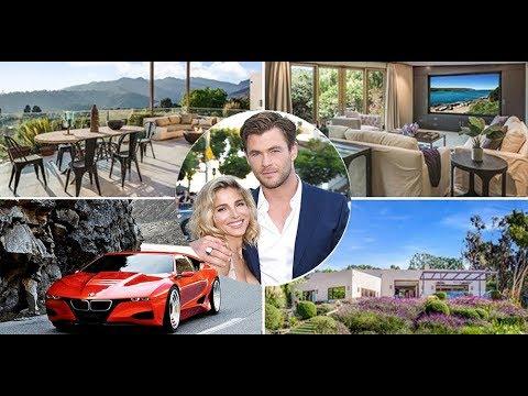 Chris Hemsworth's [ THOR ] Lifestyle ★ Biography ★ Wife ★ Cars ★ House ★ Net worth