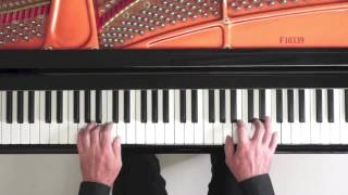 Unknotting Bach Goldberg Variations - Var.12
