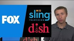 Why Fox FS1 and BTN Are Off Dish Network and Sling TV