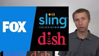 Why Fox FS1 and BTN Are Off Dish Network and Sling TV Video