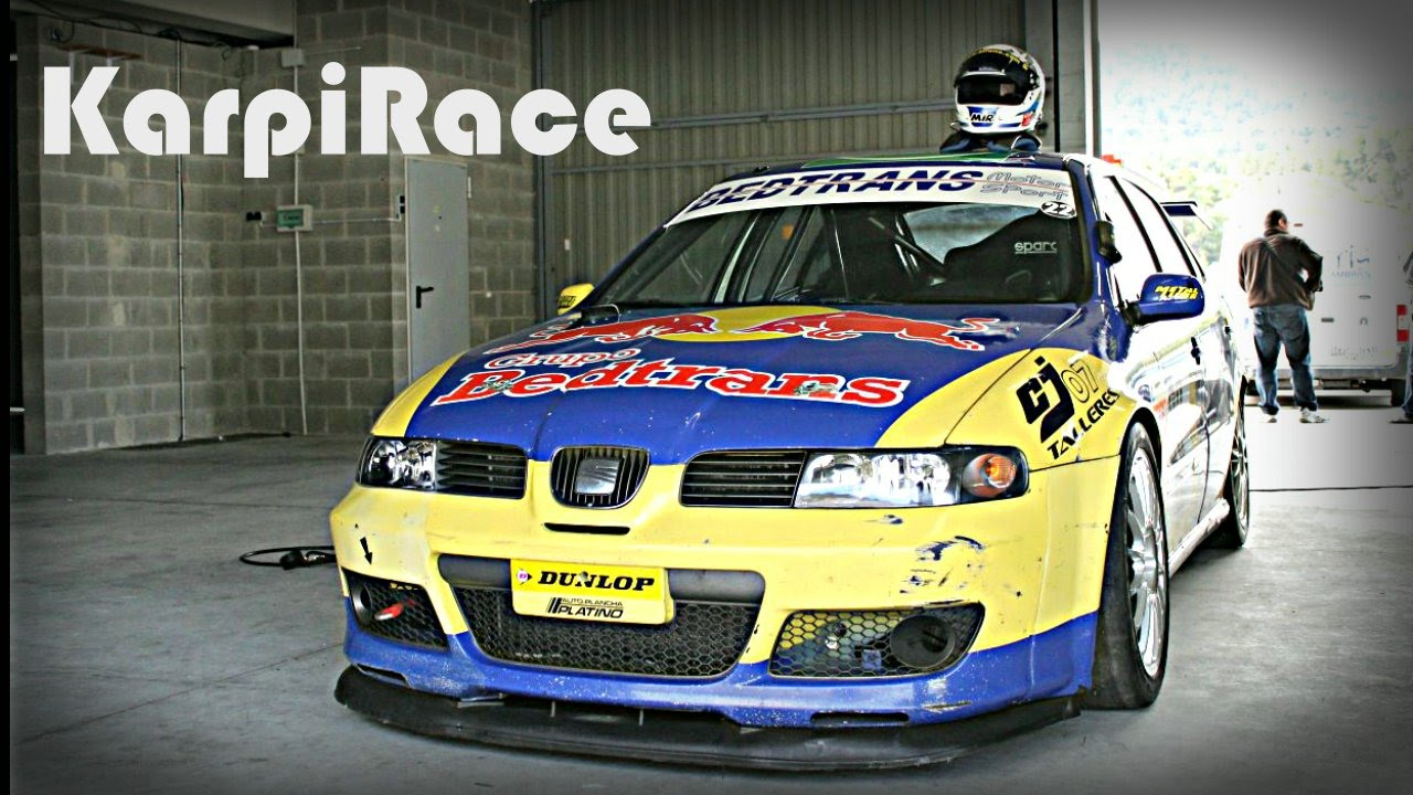 Seat Leon Cupra R Race Car