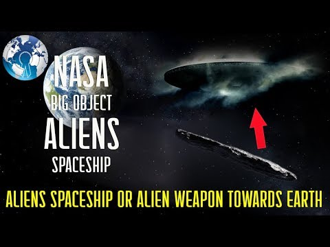 ALIEN Object is coming towards Earth from another Solar System NASA