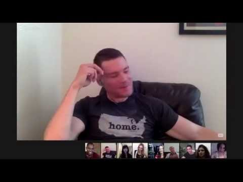 Sense8 Global Hangout with the cast