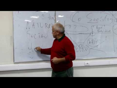 Comparative Sociology BA 2017, Lecture 2