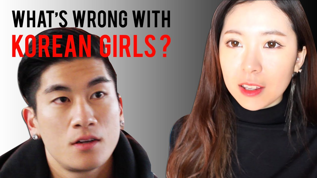 Dating a korean guy