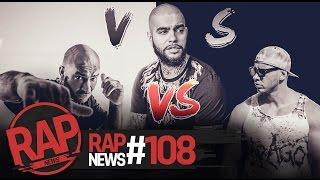 RapNews #108 [SCHOKK VS DRAGO, СКРИПТОНИТ, ТИМАТИ]
