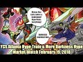 YCS Atlanta Hype Train & More Darkness Hype - Yugioh Market Watch February 19, 2018