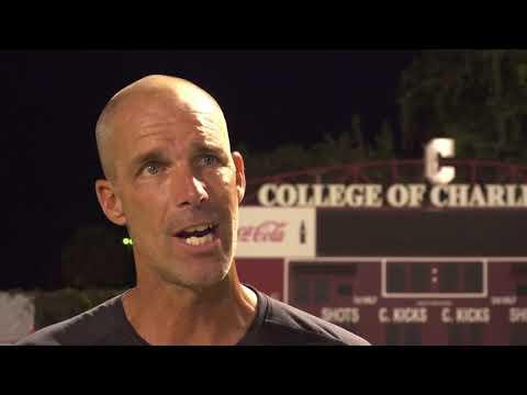 CofC Women's Soccer vs. Coastal Carolina - Post Game Interview