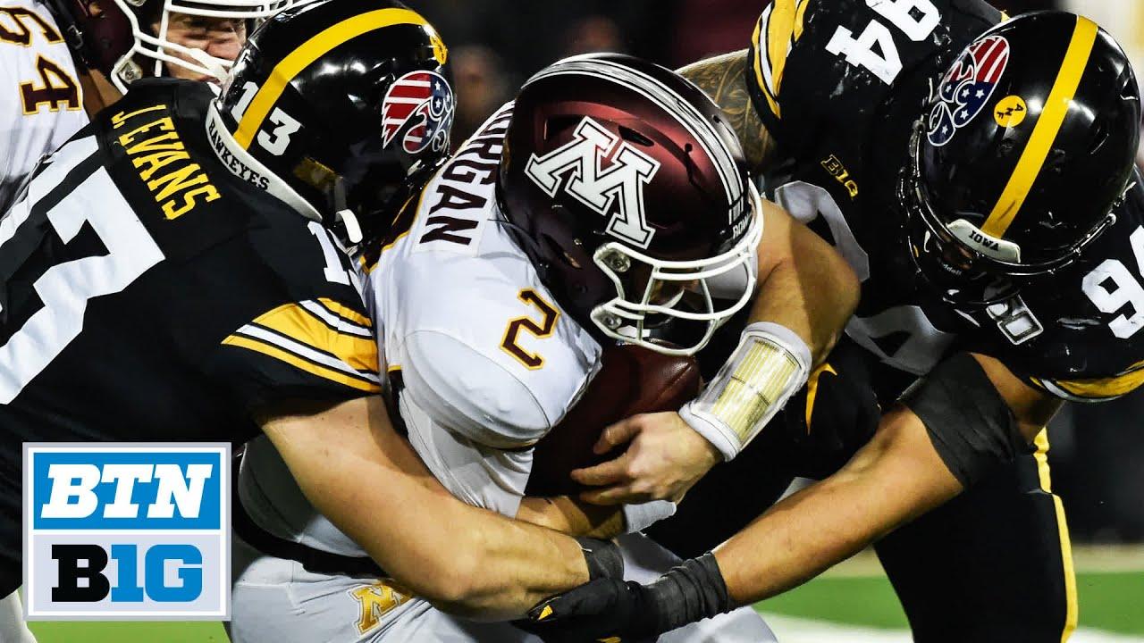 Hawkeyes Football: Purdue Wrecks Iowa's Plans for Perfect Season ...