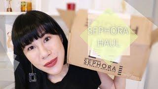你怎麼連話都說不清楚!Sephora大買一波 破天荒稱職美妝開箱!
