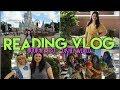 BOOKNET FEST & DISNEY WORLD STRUGGLES | Reading Vlog: September 3-9