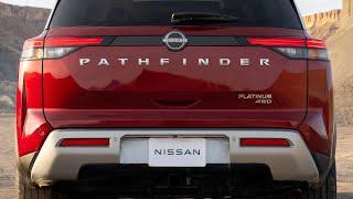 2022 Nissan Pathfinder – Walkaround \u0026 features / Perfect midsize 3-row SUV