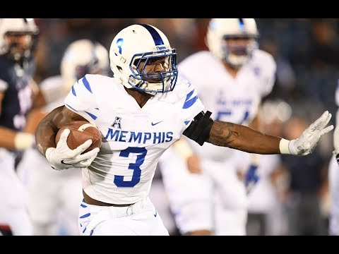 Football Highlights - Memphis 70, UConn 31