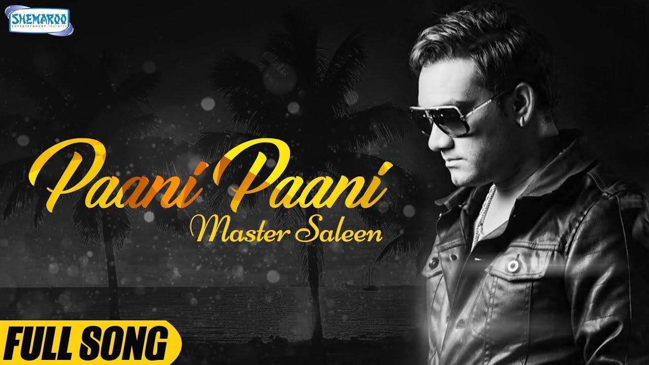 Master saleem mp3 sad song download.
