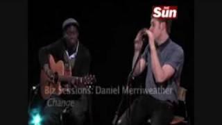 Daniel Merriweather -