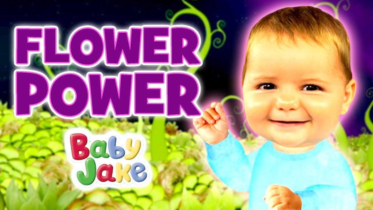 Baby Jake - Flower Power | Full Episodes | Yacki Yacki ...