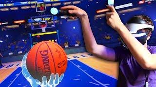 NBA 2K17 VIRTUAL REALITY GAMEPLAY