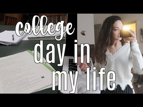 college day in my life: chill saturday, cleaning, haul
