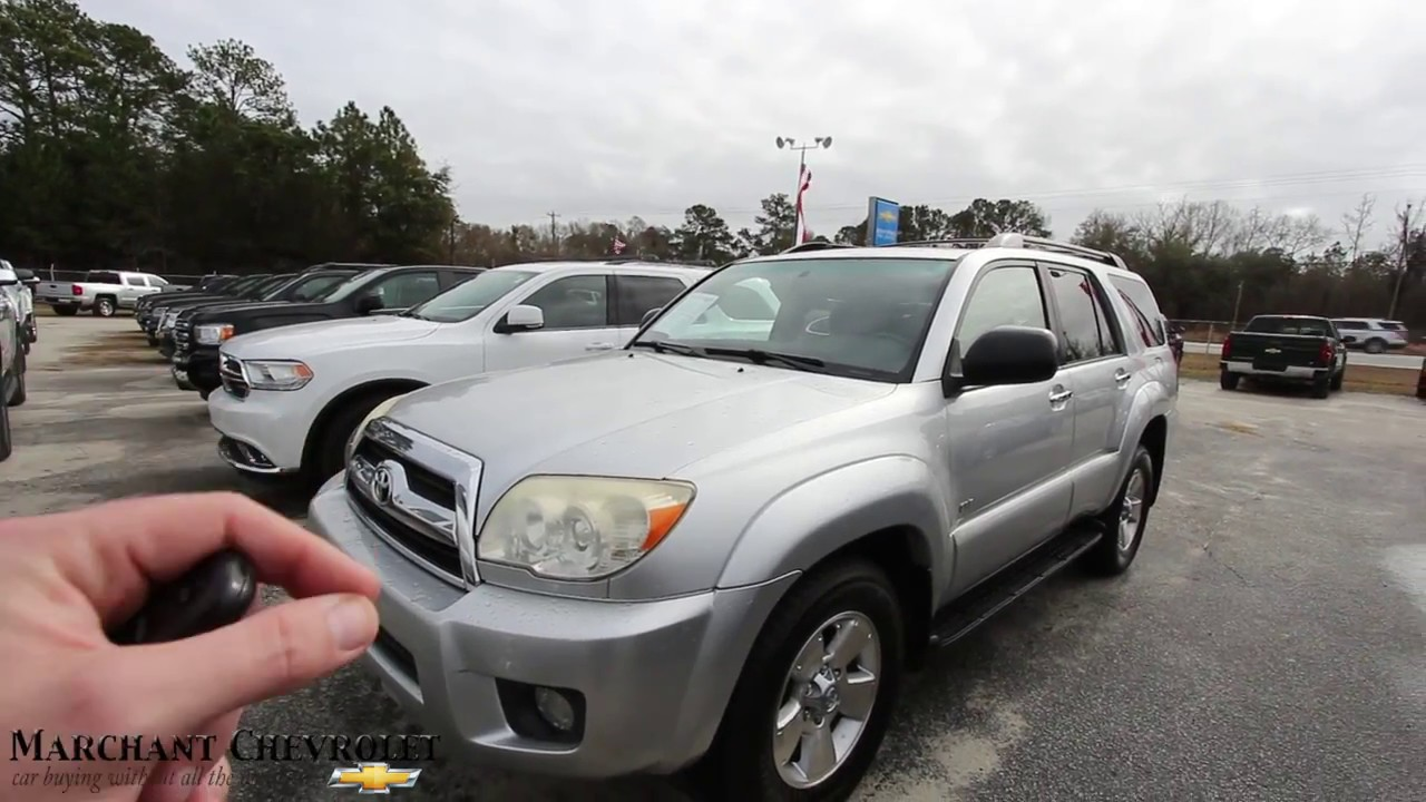 10 Years Later 2008 Toyota 4runner Sr5 Review For Sale