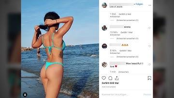 So freizügig zeigen sich junge Mädchen im Internet