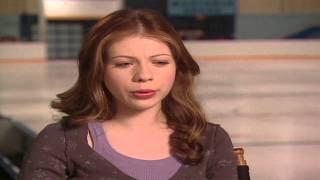 Ice Princess: Michelle Trachtenberg Interview