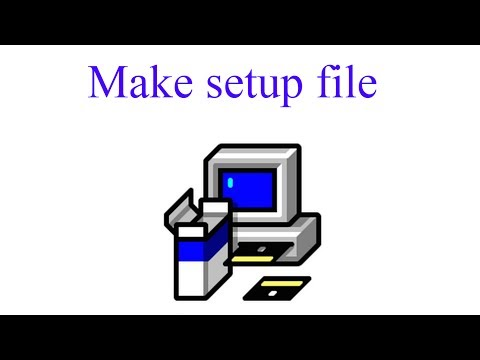 Hướng dẫn tạo gói setup cho phần mềm tạo bằng C# - make setup file with visual studio 2010
