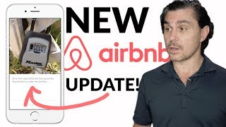 Airbnb Update: guest check in will now be easier!