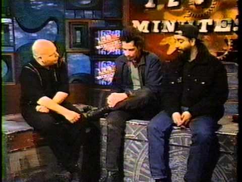 Soundgarden - 120 Minute Interview (Pt. 3) + Down On The Upside Album Commercial