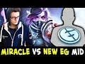 MIRACLE vs NEW EG mid — CCnC standin for ESL Hamburg