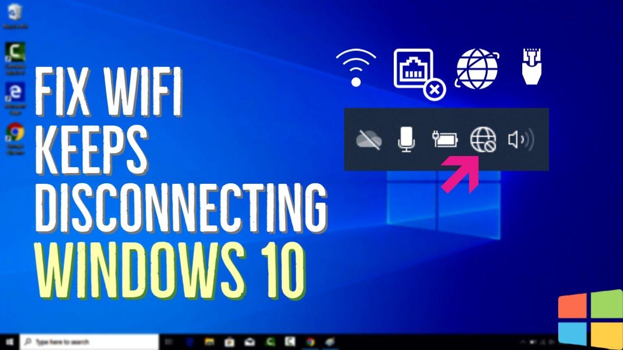 Nên Làm Gì Nếu Kết Nối Wi-Fi Trên Máy Tính Thường Xuyên Bị Mất - VERA STAR