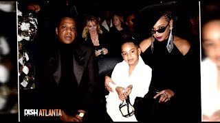 JAY-Z SHARES THE MOMENT BLUE IVY CALLED HIM OUT