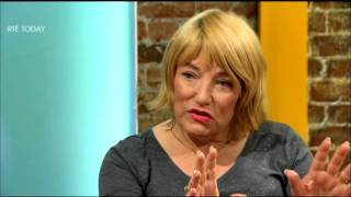 Kellie Maloney On The Today Show October 2nd 2015