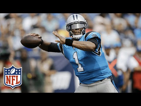 Every Cam Newton Throw from Week 2 | 2016 NFL Preseason Highlights