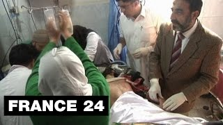 PAKISTAN - Les Taliban attaquant une école : plus de 130 morts à Peshawar
