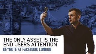 The New Reality Facing the Advertising and Marketing Industry | Facebook Keynote | London UK, 2018
