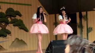 2014年5月5日11時から 弘前さくらまつり りんご娘&アルプスおとめライ...