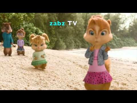 Jamaican Smurf Meets Chipmunks Zabz TV