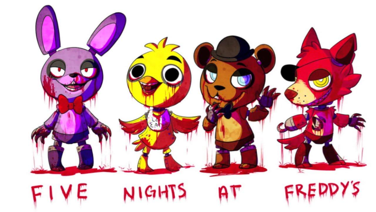 Nightcore Open Up Fnaf Halloween Special Youtube