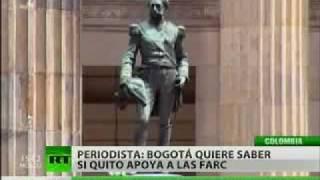 Correa acepta las explicaciones de Uribe sobre el presunto espionaje