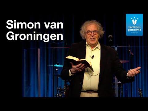 14-03 Opdraagdienst - Simon van Groningen (preek)