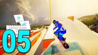 STEEP: Road to the Olympics - Part 5 - Olympic Qualifying