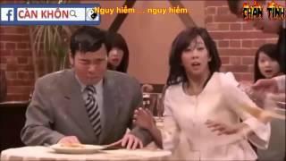 Hài Nhật Bản - Anh nhân viên nhiệt tình  (VIETSUB)