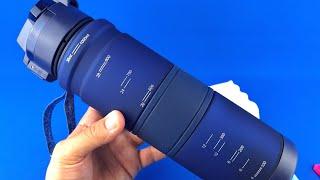 ✅ BEST sports water bottle (BPA/BPS/BPF Free) from AliExpress